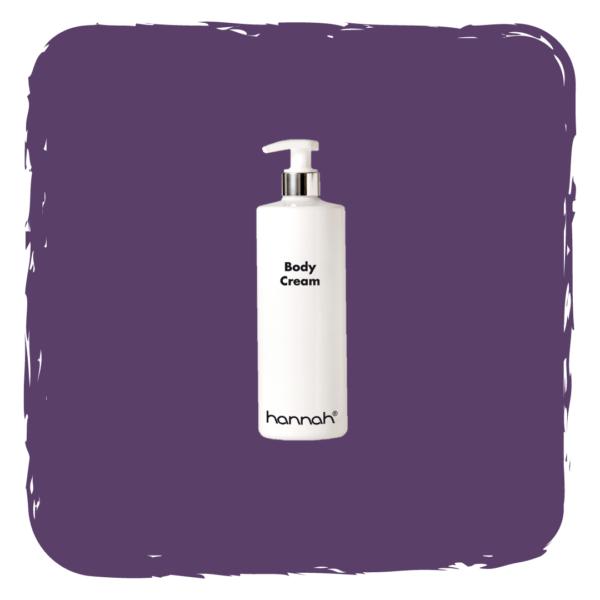 Body Cream Schoonheidssalon Lavendel