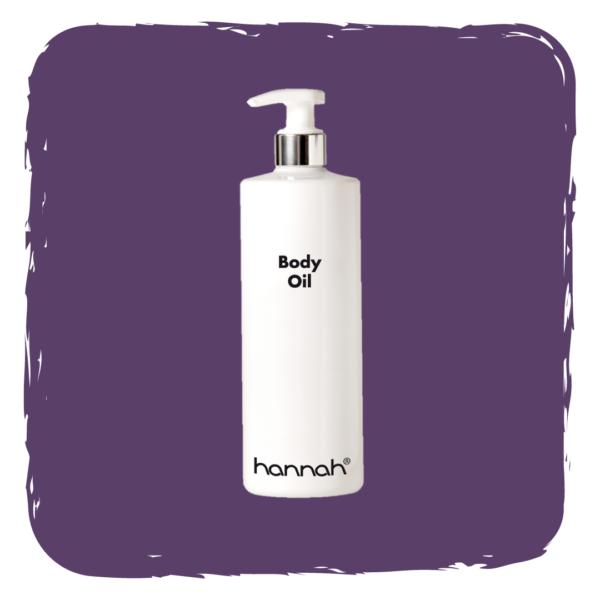 Body Oil Schoonheidssalon Lavendel