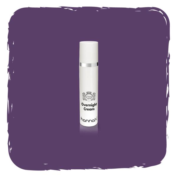 Overnight Cream Schoonheidssalon Lavendel