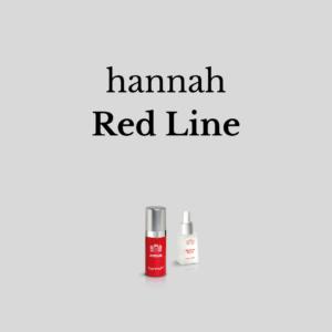 hannah Red Line