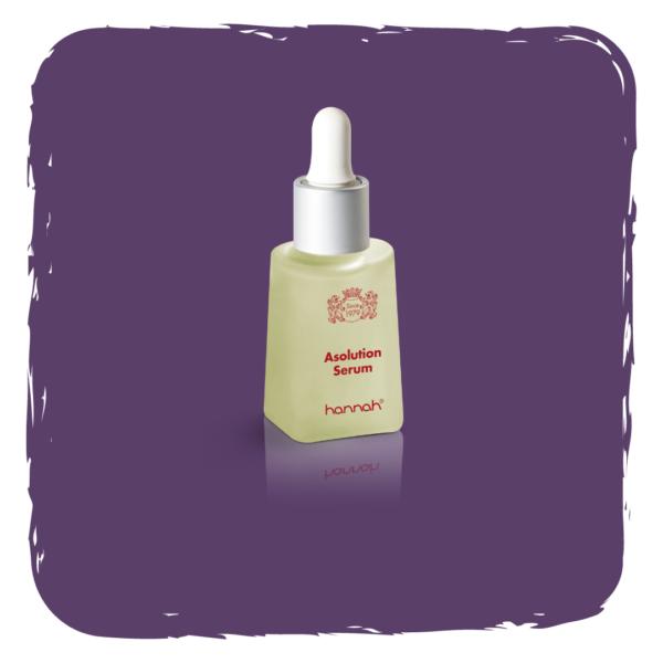 Asolution Serum Schoonheidssalon Lavendel